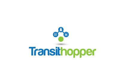 #7 untuk Design a Logo for our new app transithopper oleh iffikhan