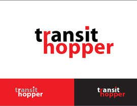 evapiczon tarafından Design a Logo for our new app transithopper için no 3