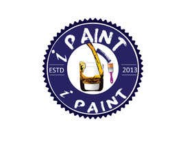 #91 for Design a Logo for iPaint af alizainbarkat