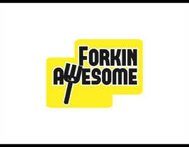 nº 43 pour A Fork logo that loves amazing/awesome street food par mirceabaciu