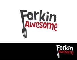 DianPalupi tarafından A Fork logo that loves amazing/awesome street food için no 7