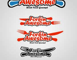 kimarotta tarafından A Fork logo that loves amazing/awesome street food için no 37