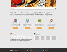 #28 cho Website Design for Appug.com, a new online messaging service (generic web page). bởi dragnoir