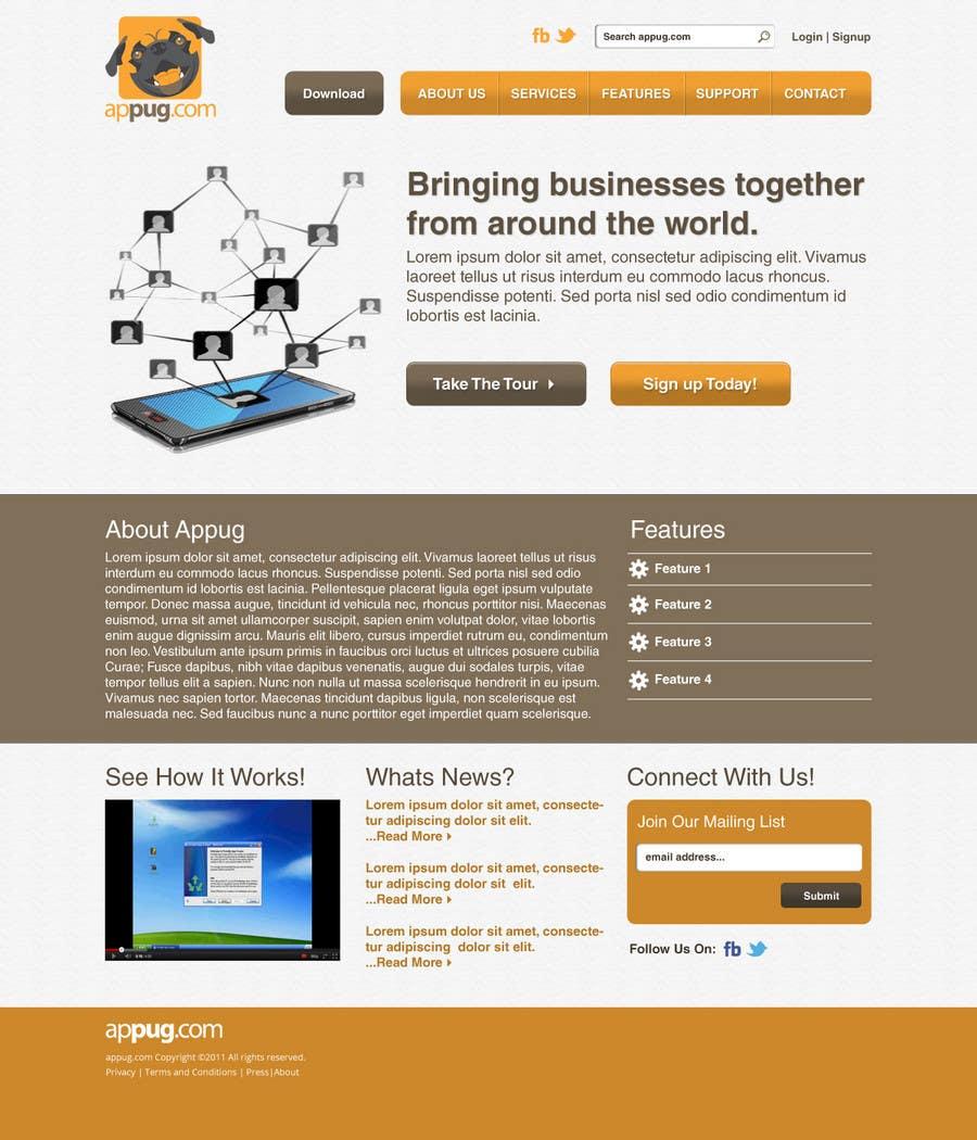 Online messaging website