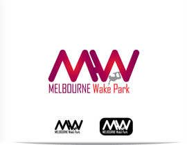 #110 for Design a Logo for 'Melbourne Wake Park' cable wakeboarding by habeeb213