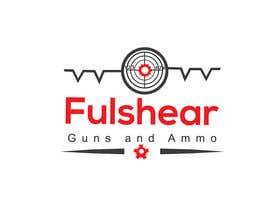 #94 for Need a Logo Designed for Gun Shop af ronokbd