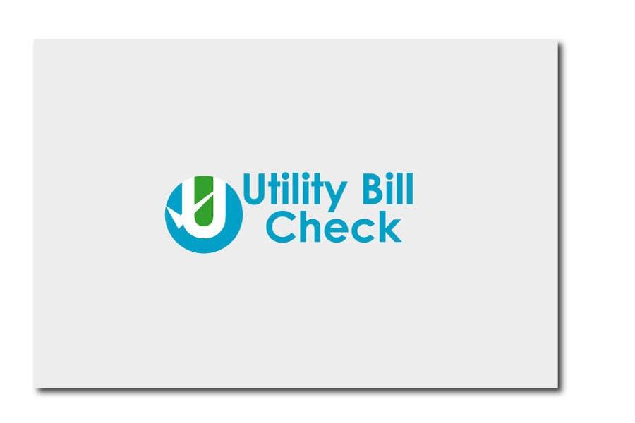Konkurrenceindlæg #24 for Design a Logo for Utility Bill Check