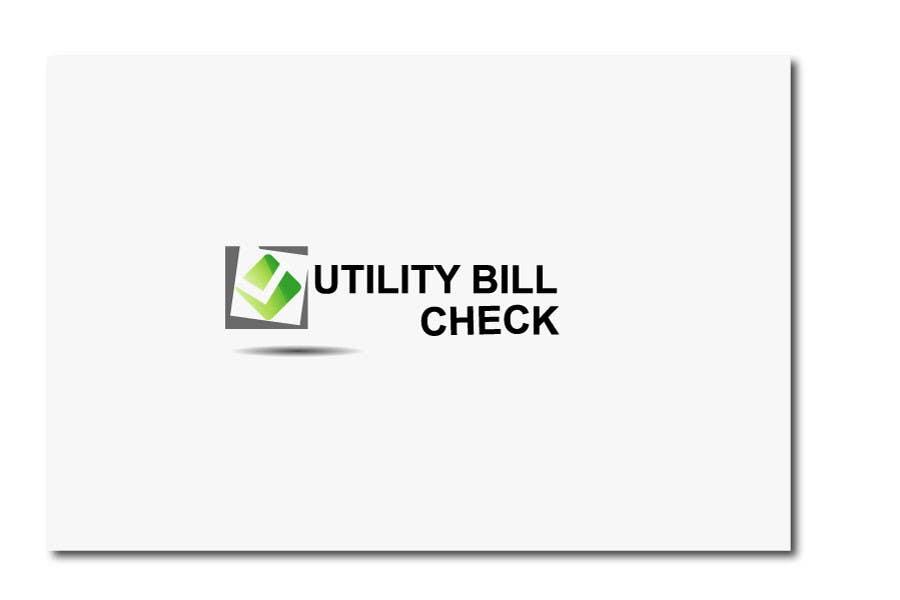 Konkurrenceindlæg #59 for Design a Logo for Utility Bill Check
