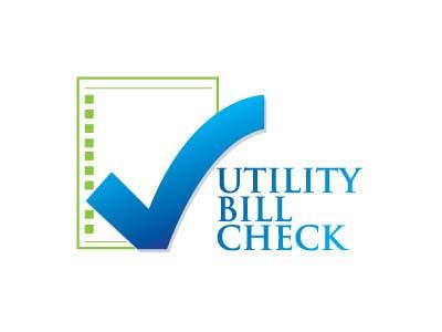 Konkurrenceindlæg #25 for Design a Logo for Utility Bill Check