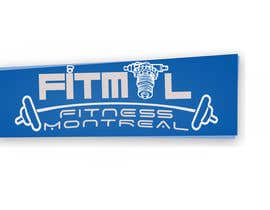 nº 130 pour Design a Logo for Fit Mtl par theKoolwool