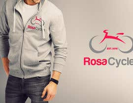 #153 for Create a Logo for Rosa Cycles ( Bicycle Shop ) by panameralab