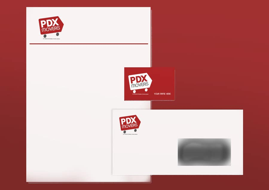 Bài tham dự cuộc thi #                                        75                                      cho                                         Design a Logo for pdxmovers.com