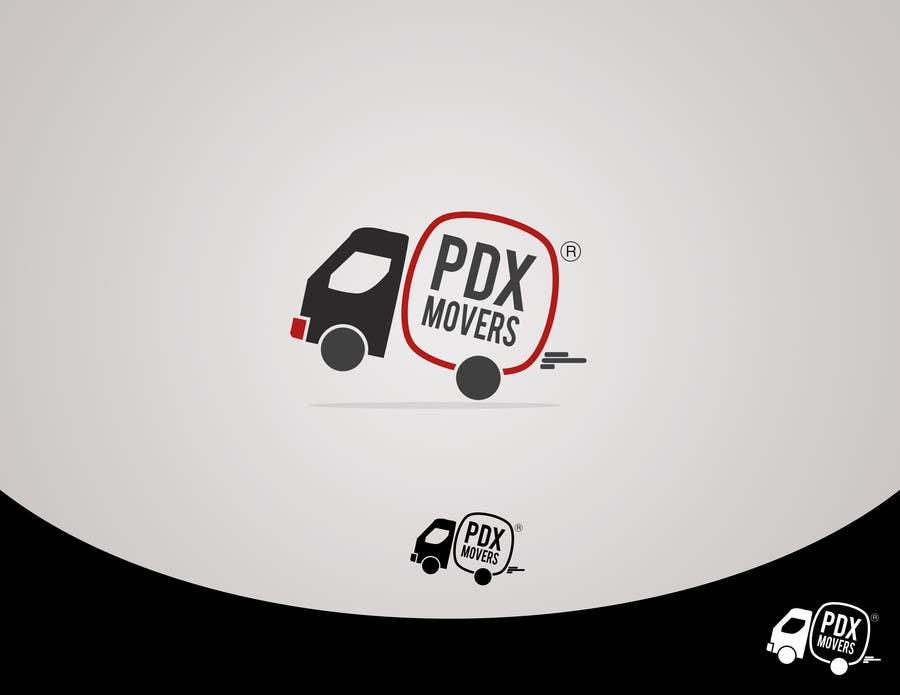 Bài tham dự cuộc thi #                                        91                                      cho                                         Design a Logo for pdxmovers.com