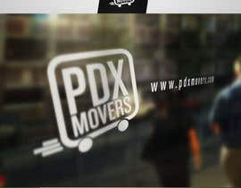 #96 for Design a Logo for pdxmovers.com af amauryguillen