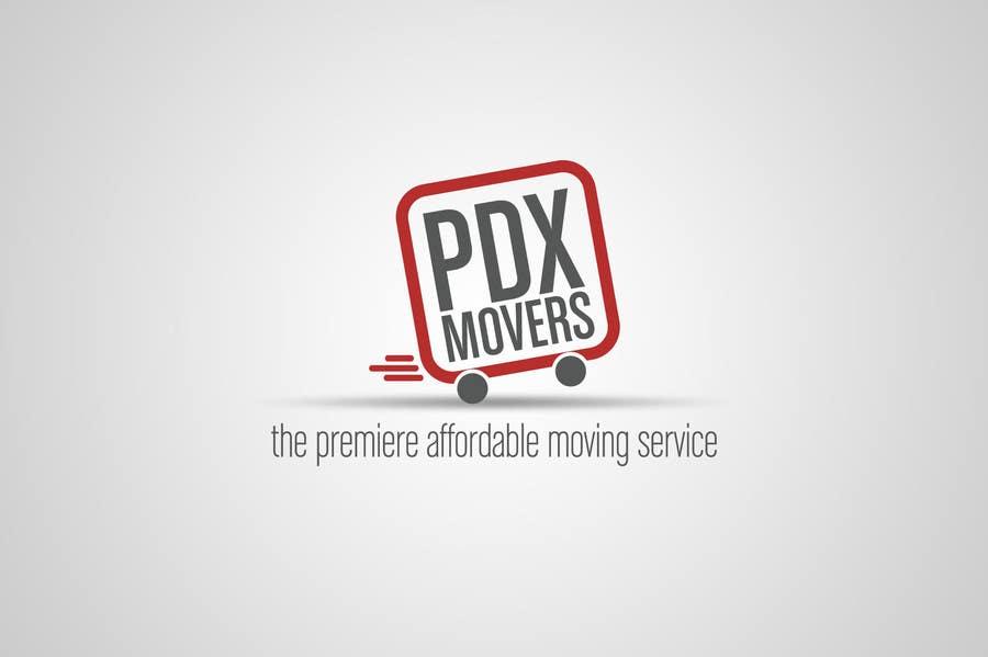 Bài tham dự cuộc thi #                                        114                                      cho                                         Design a Logo for pdxmovers.com