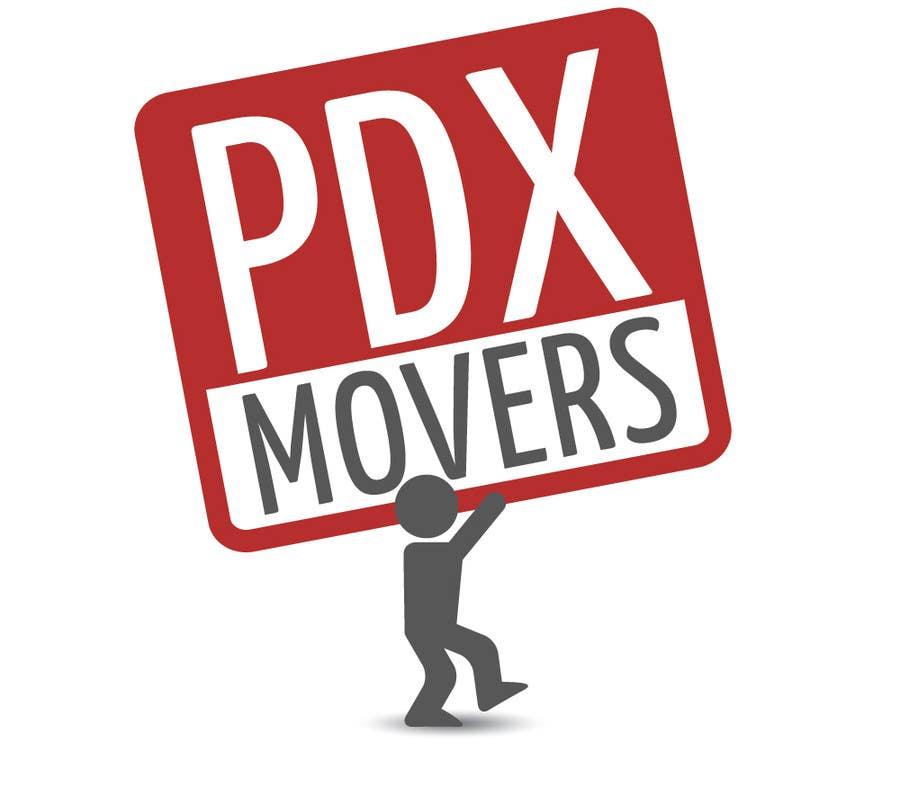 Bài tham dự cuộc thi #                                        101                                      cho                                         Design a Logo for pdxmovers.com