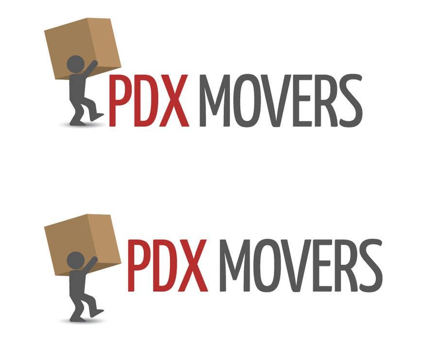 Bài tham dự cuộc thi #                                        104                                      cho                                         Design a Logo for pdxmovers.com