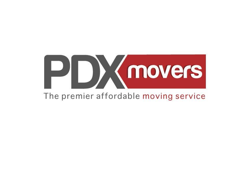 Bài tham dự cuộc thi #                                        5                                      cho                                         Design a Logo for pdxmovers.com