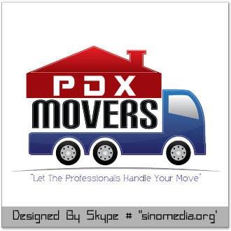 Bài tham dự cuộc thi #                                        22                                      cho                                         Design a Logo for pdxmovers.com