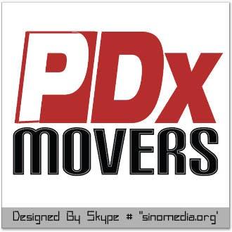 Bài tham dự cuộc thi #                                        24                                      cho                                         Design a Logo for pdxmovers.com