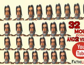 #36 for Create Mouth Shapes for Character Lip-Sync by FATHILMD12