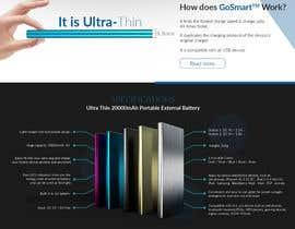 Nro 2 kilpailuun Best Homepage Designer .. käyttäjältä rubazweb826