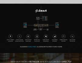 Nro 6 kilpailuun Best Homepage Designer .. käyttäjältä amitpokhriyalchd