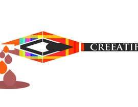 #47 para Logo for Creeatif de rhamsses09