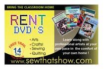 Graphic Design Inscrição do Concurso Nº64 para Graphic Design for SewThatsHow.com