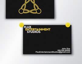 #125 untuk Flux Entertainment Studio: Design a Logo! oleh twilcox5