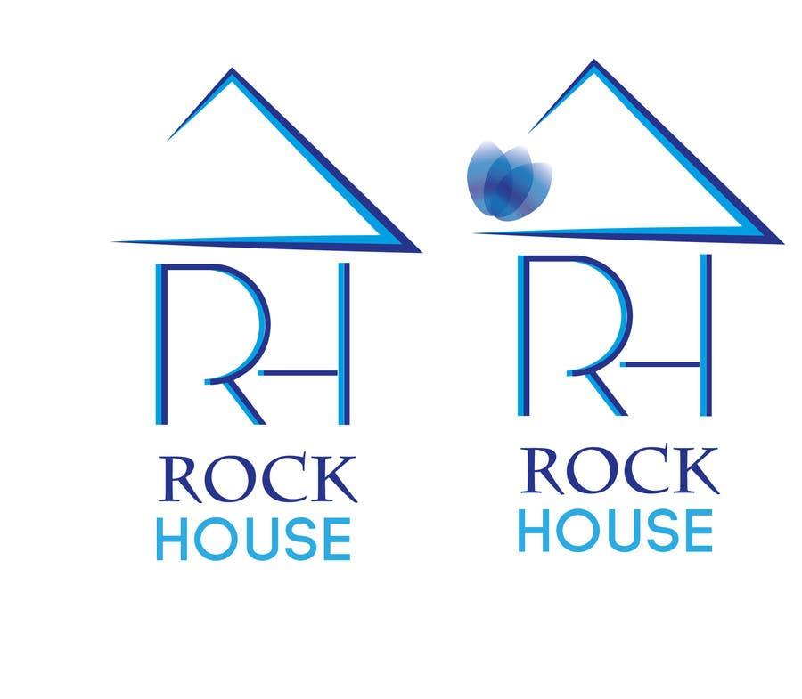Proposition n°5 du concours Design a Logo for Rock House Global