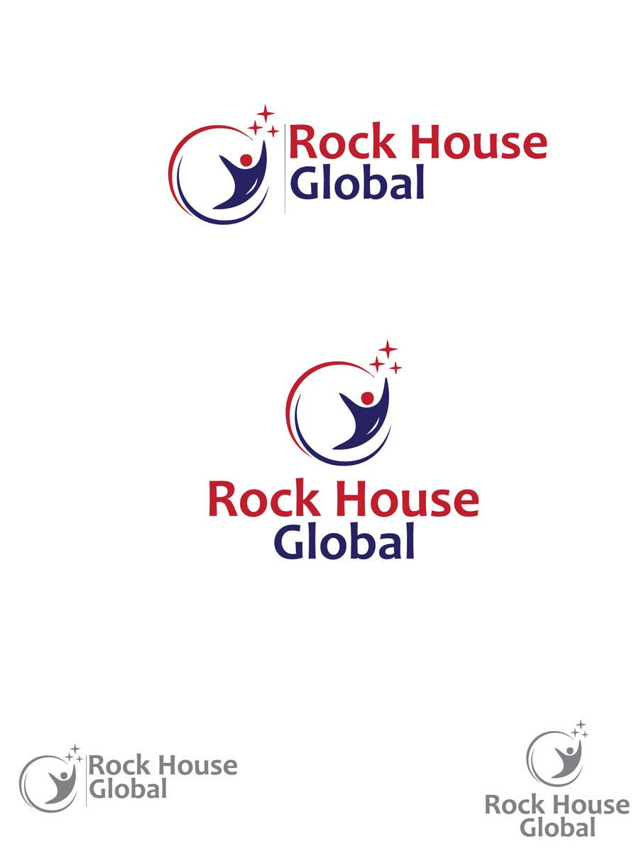 Konkurrenceindlæg #32 for Design a Logo for Rock House Global