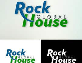 #66 for Design a Logo for Rock House Global by ccakir