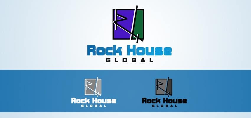 Proposition n°71 du concours Design a Logo for Rock House Global