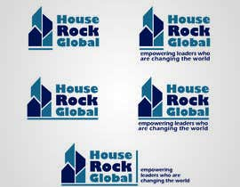 #8 untuk Design a Logo for Rock House Global oleh kimarotta