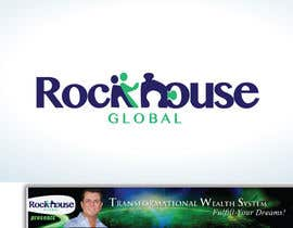 #95 for Design a Logo for Rock House Global af Eismench