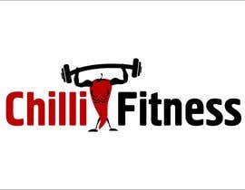 #28 for Design a Logo and stationery for Fitness Club (Chilli Fitness) af BuDesign