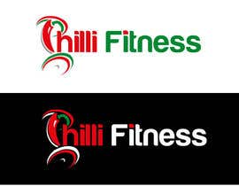thimsbell tarafından Design a Logo and stationery for Fitness Club (Chilli Fitness) için no 67