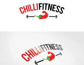#13 for Design a Logo and stationery for Fitness Club (Chilli Fitness) by pintudesigns