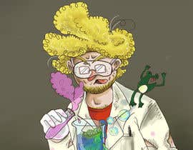 #6 for Mad Scientist Illustration af kikiko123