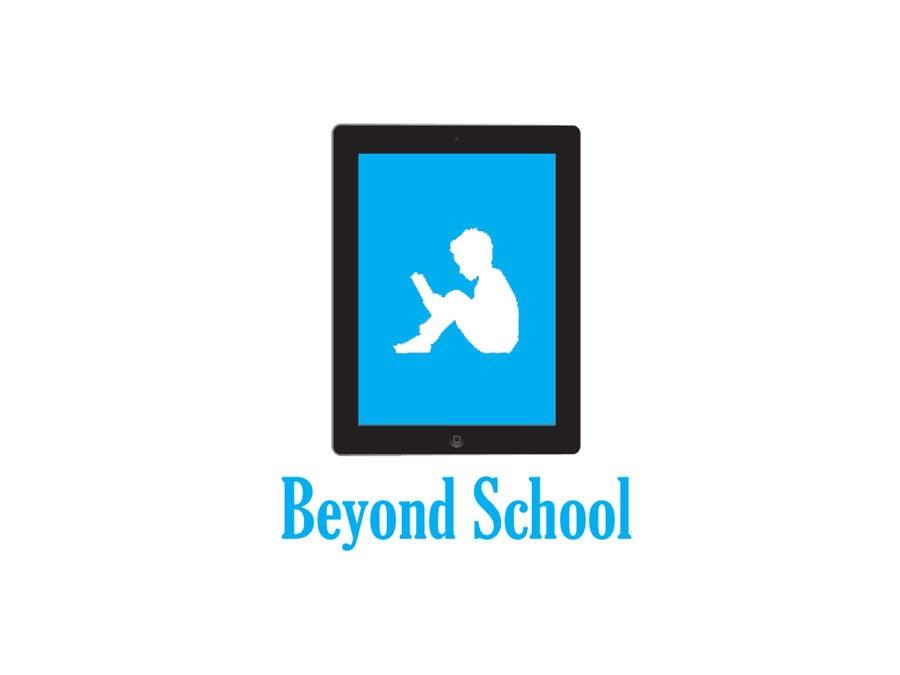 #93 for Beyond School Logo by roedylioe