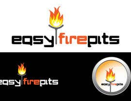 #165 for Design a Logo for Burn Baby Burn / Easy Fire Pits    a Fire Pit / Burner Parts Supplier by manish997