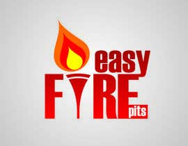 #73 for Design a Logo for Burn Baby Burn / Easy Fire Pits    a Fire Pit / Burner Parts Supplier by latozstudio