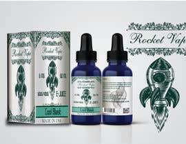 Vape Juice LABEL Graphic Design | Freelancer