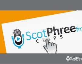 #24 para Design a Logo for ScotPhree.FV Radio por giriza