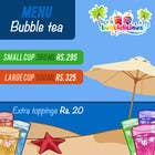 Graphic Design Contest Entry #13 for I need some Graphic Designs for our Bubble Tea Company