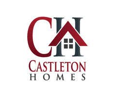 nº 150 pour Design a Logo for Castleton Homes par ccet26