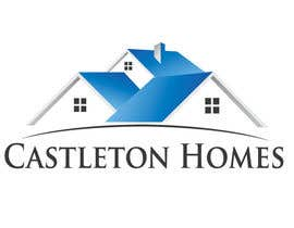 nº 158 pour Design a Logo for Castleton Homes par ccet26
