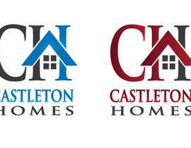 nº 160 pour Design a Logo for Castleton Homes par ccet26