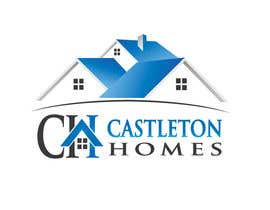nº 161 pour Design a Logo for Castleton Homes par ccet26
